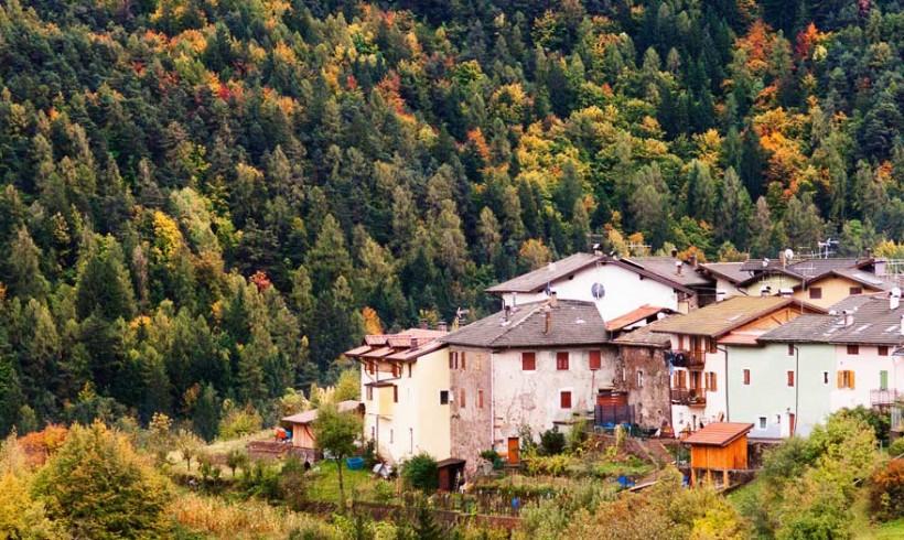 A Grumes, in Trentino Vivi slow, vivi con naturalezza