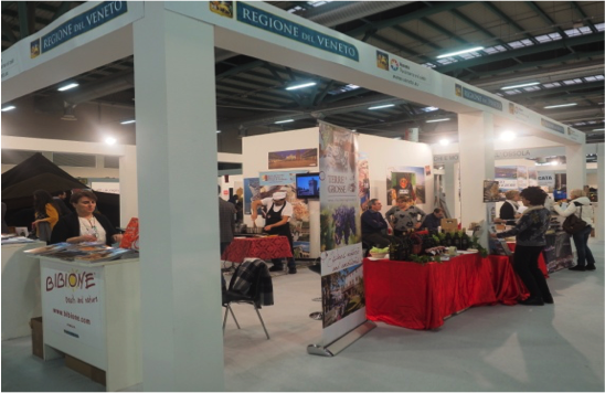 Expo Stand Bolivia : Edition agritravel expo